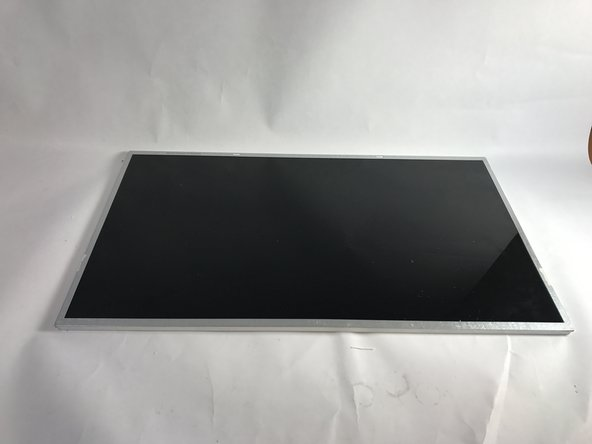 Once the display hinges are removed, your display panel is now ready to be replaced.