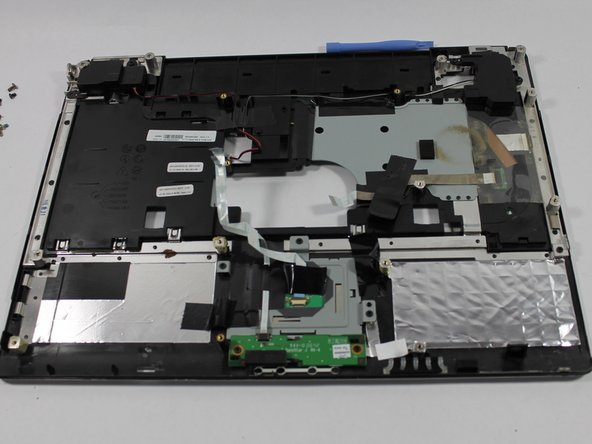Toshiba Satellite A105-S4284 Trackpad Replacement