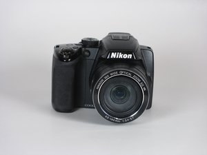 Nikon Coolpix P500 Repair