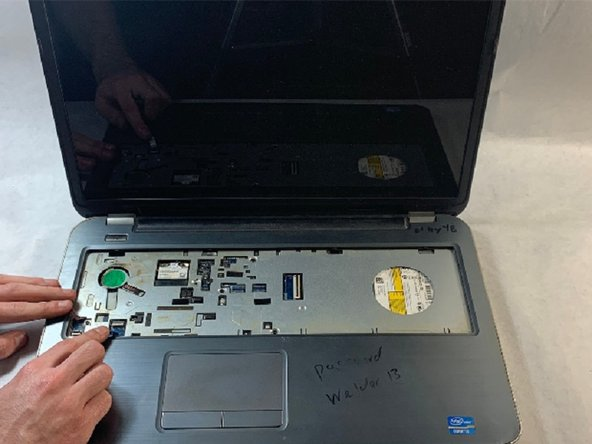 Dell Inspiron 17R-5721 Palmrest Assembly Replacement
