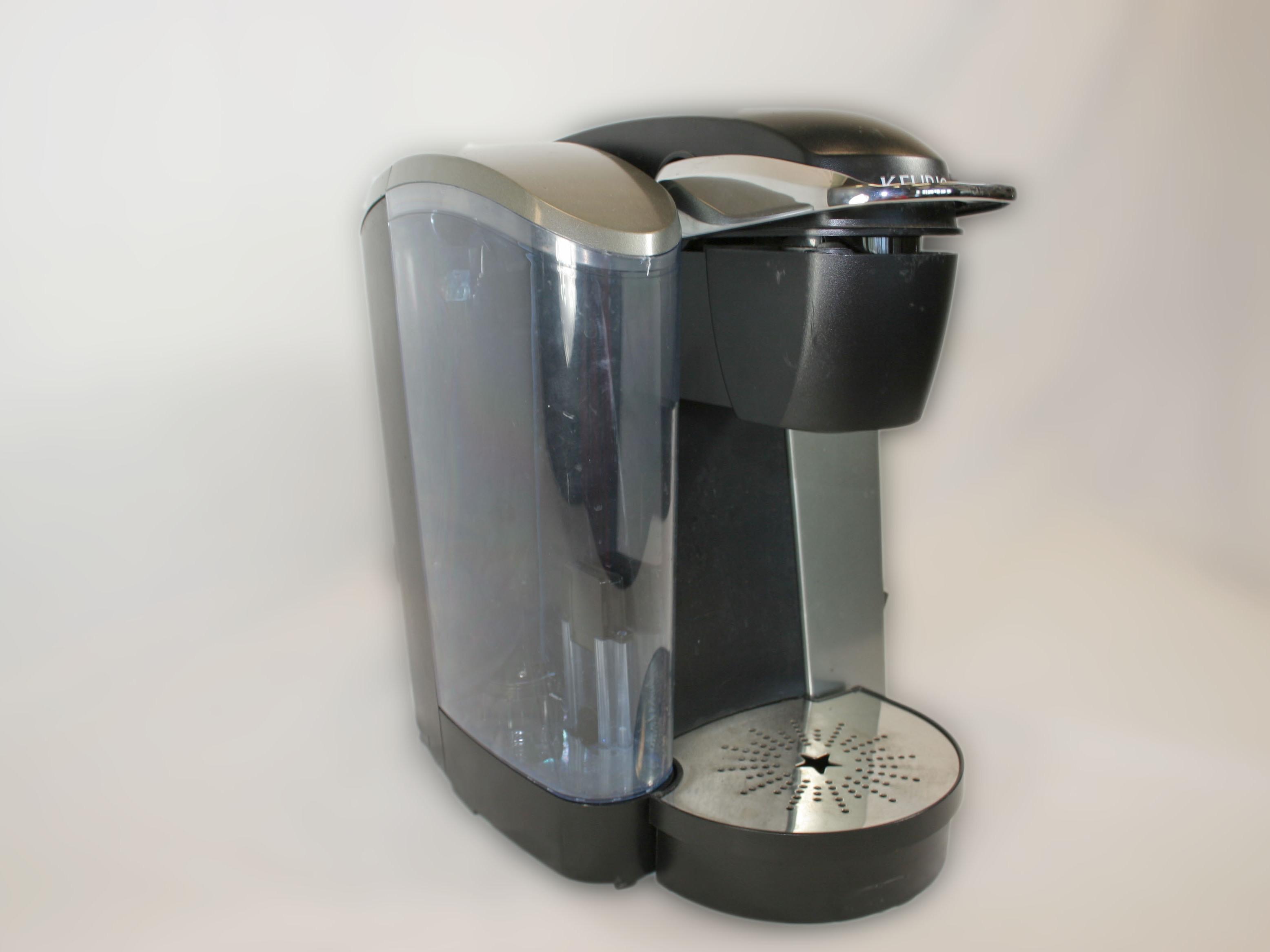 adjusting keurig k75 platinum brewing system reservoir magnet