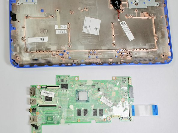 HP Stream 13-c110nr Motherboard Replacement