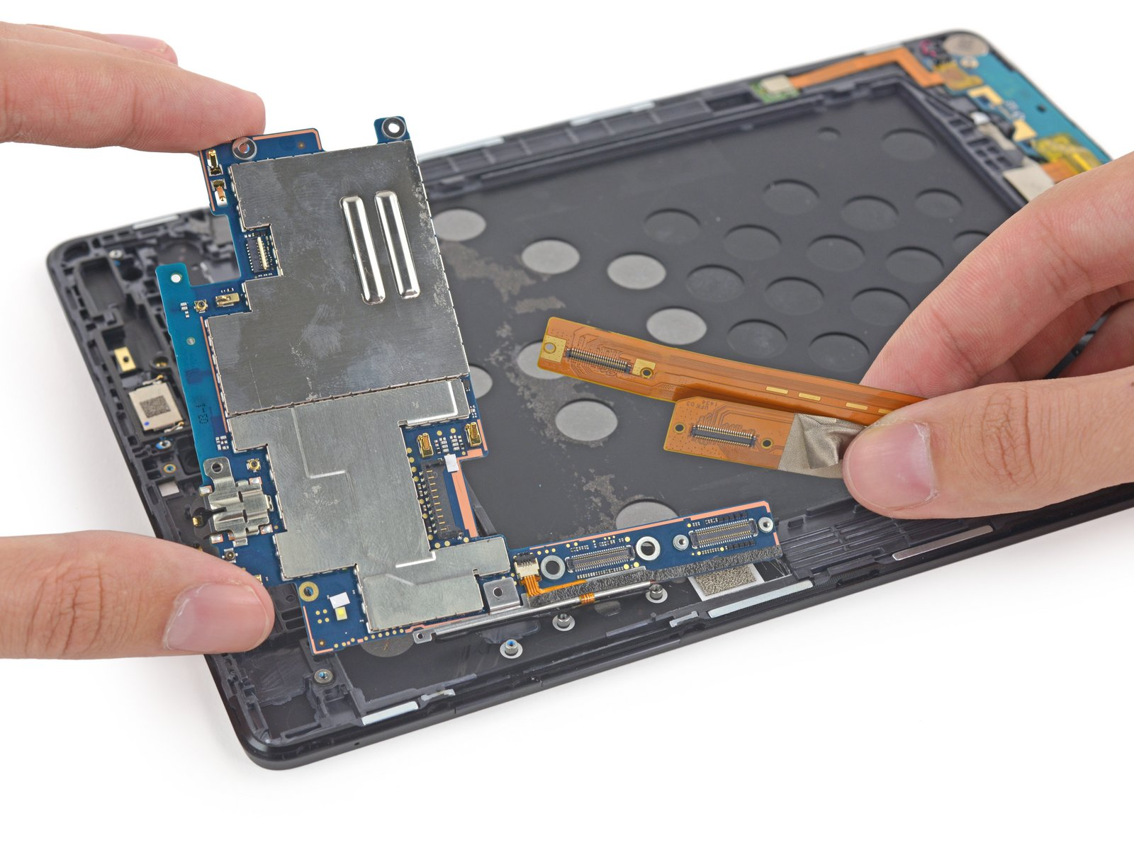 Nexus 9 Mod] Cooling/Heatsink Mod topic | Mobile Probleme
