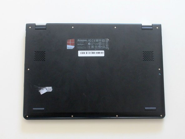 Lenovo Ideapad Yoga 2 11 Back Panel Replacement
