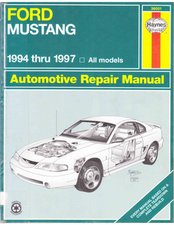 94-97 Ford Mustang Hanes Manual