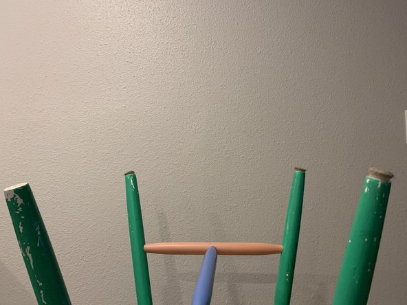 Wood Stool Leg Glide Replacement