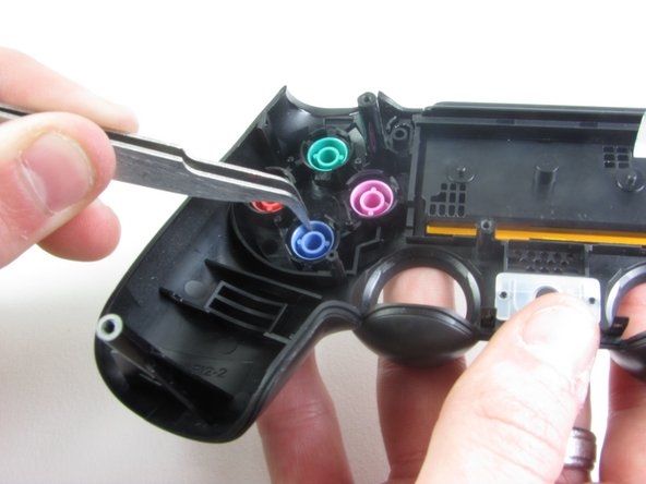 DualShock 4 Buttons Replacement