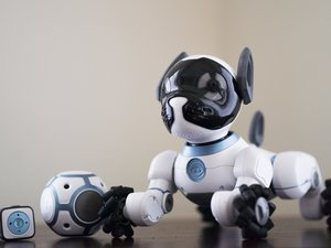 WowWee  CHiP Robot Dog Troubleshooting