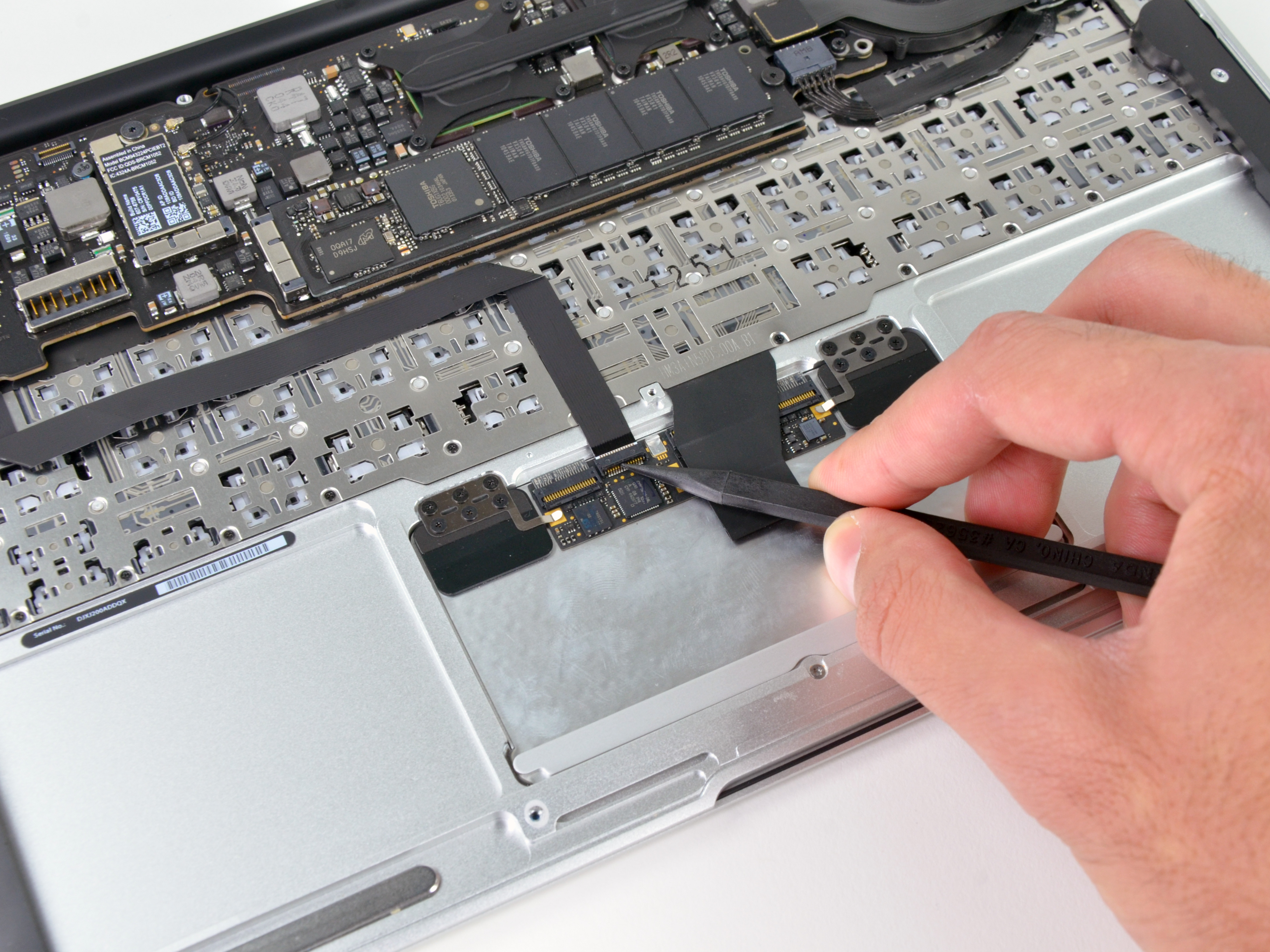 Macbook Air 11 Quot Late 2010 Trackpad Replacement Ifixit