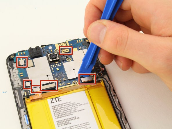 ZTE ZMax Pro Battery Replacement - iFixit Repair Guide