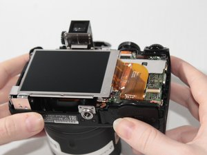 Nikon Coolpix P530 LCD  Replacement