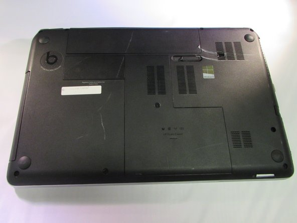 HP Envy M6-1205DX Battery Replacement