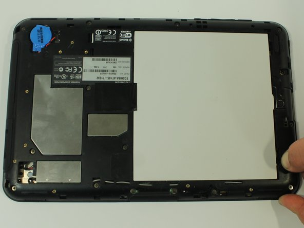 Toshiba Thrive Battery Replacement