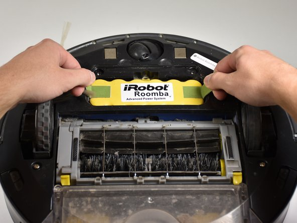 iRobot Roomba 770 Battery Replacement