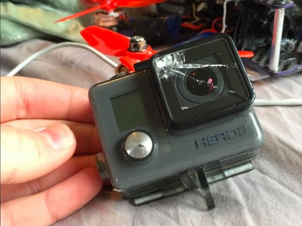 GoPro HeroPlus LCD Lens Replacement (glass)