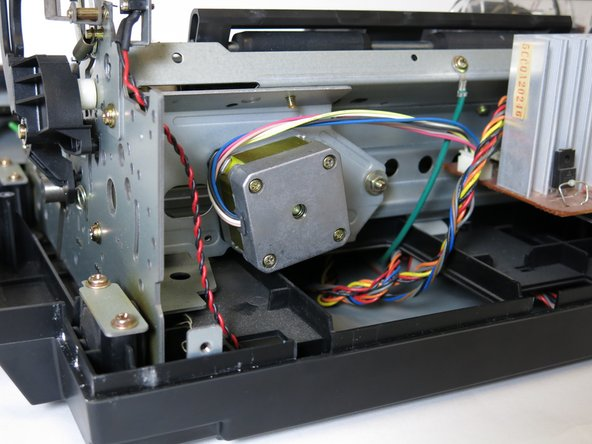 Panasonic KX-E603 Stepper Motor Replacement