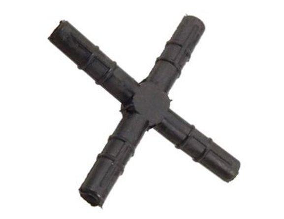 "Vacuum 4-way ""X"" connectors Main Image"