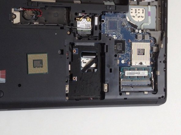 To remove the Processor, turn the CPU socket screw 90 degrees to open the socket.