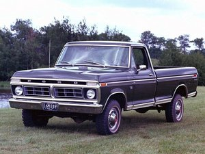 1973-1979 Ford F-Series Repair