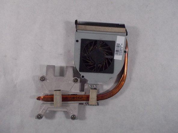 HP Pavilion G60-247CL Fan Replacement
