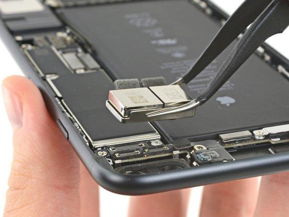 iPhone 7 Plus 后置摄像头的更换