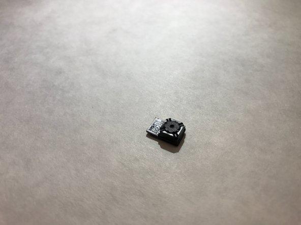Asus MeMO Pad 7 ME170C Front Facing Camera Replacement