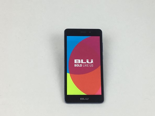 BLU Life XL Camera Replacement
