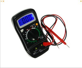 Digital Multimeter IF145-035-1 Repair