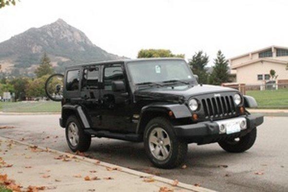 2007-2012 Jeep Wrangler Troubleshooting (2007, 2008, 2009, 2010