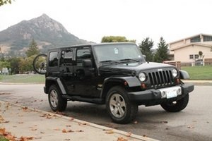 2007-2012 Jeep Wrangler Troubleshooting