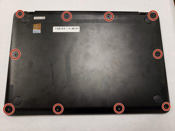 ASUS Q324UA-BHI7T17 Track Pad Replacement