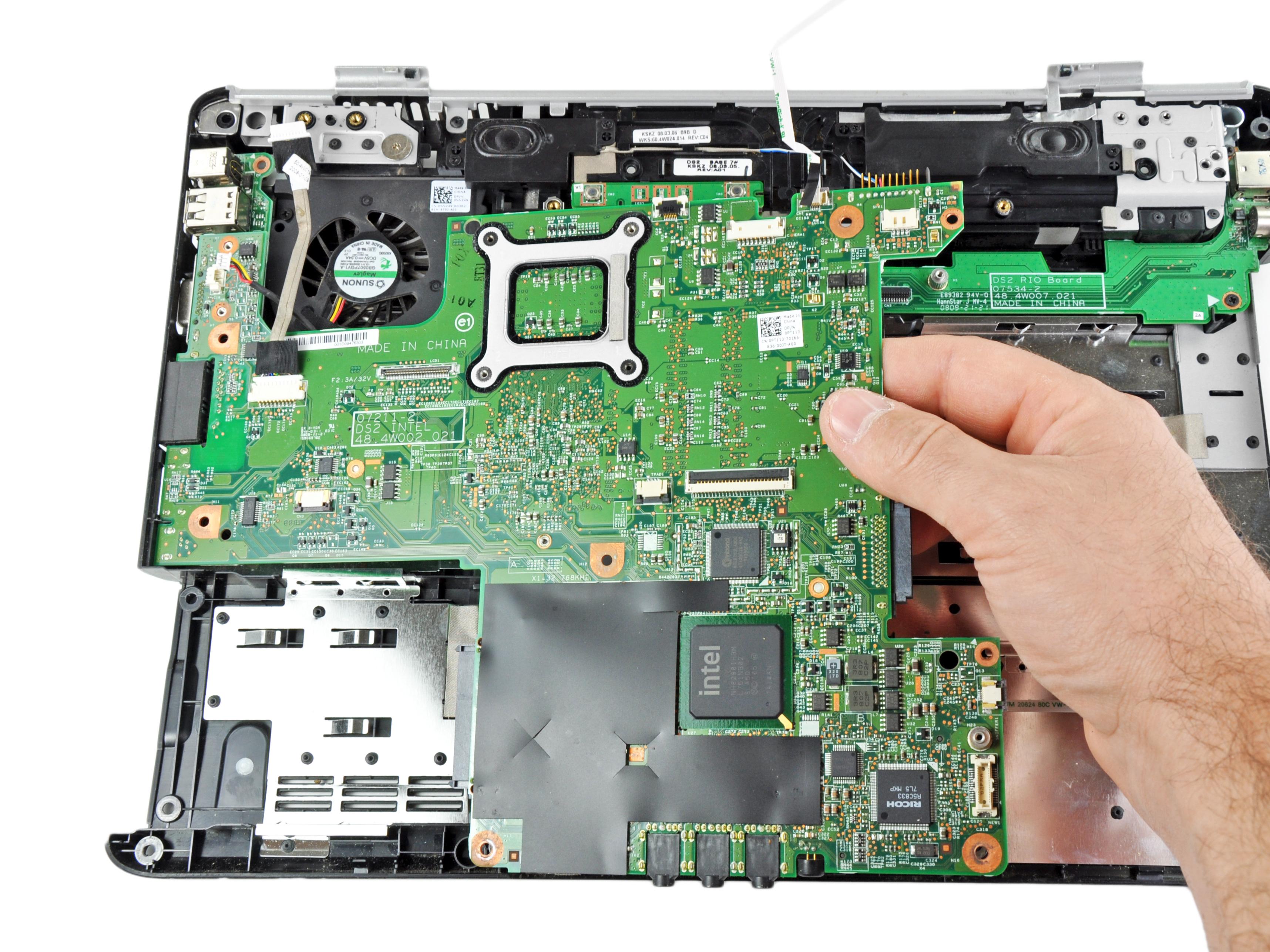 Dell Inspiron 1525 Motherboard Replacement - Tutoriel de réparation iFixit