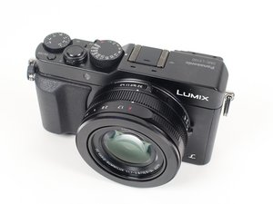 Panasonic LUMIX DMC-LX100 Repair
