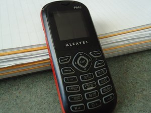 Alcatel OT-208 Troubleshooting