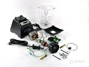 Blendtec Total Blender Teardown