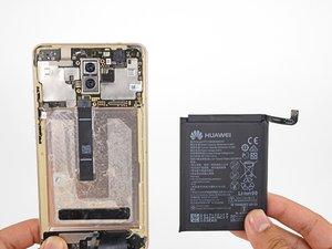 Sostituzione batteria Huawei Mate 10