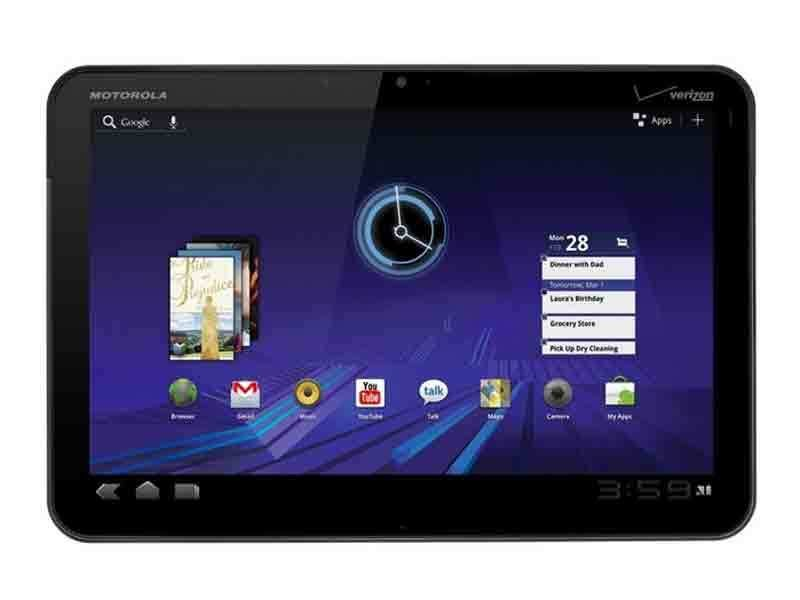 wifi only xoom upgradable to 4g lte motorola xoom ifixit rh ifixit com AT&T Motorola Flip Phones Motorola Xoom Tablet Accessories