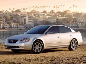 2002-2006 Nissan Altima Repair