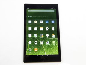 "Amazon Kindle Fire 7"" 2nd Gen"