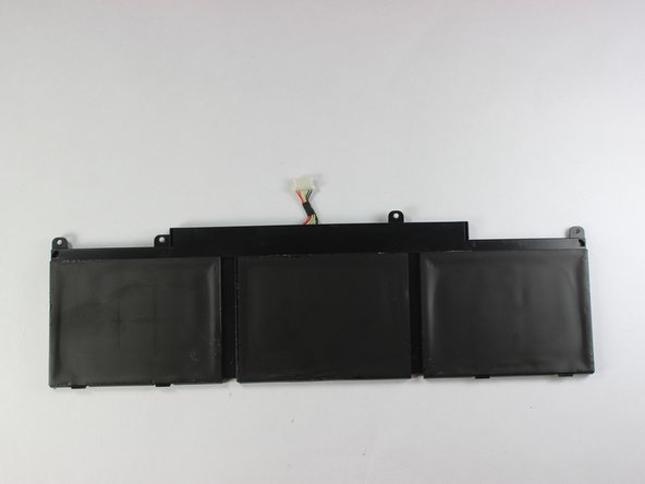 HP Chromebook CB2L Battery Replacement