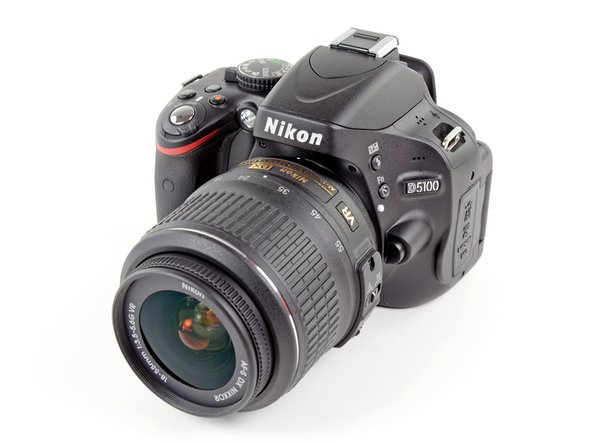Image 1/1: The first thing we noticed about the D5100 was that the body was nowhere near the same heft as our standard workhorse camera, the D90. It just felt... punier.