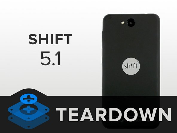 The shift5.1 is the second biggest smartphone in the Shift series and features these specs: