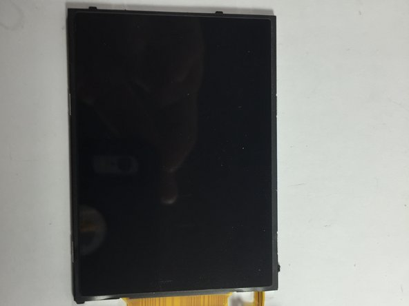 Canon PowerShot SX280 HS LCD Screen Replacement