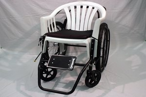 Free Wheelchair Mission GEN 1