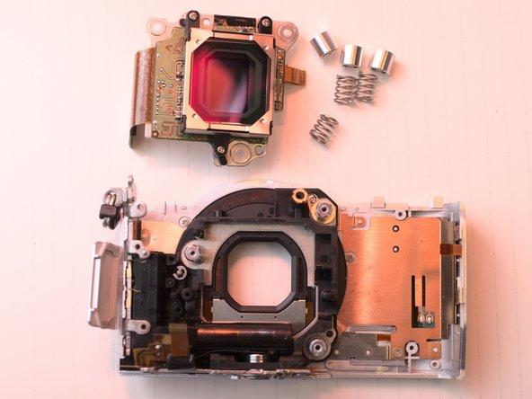 Focus adjust and focal plane calibration is important to par-focal lenses