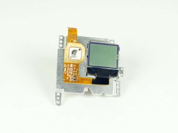 Separate the LCD screen from the motherboard.