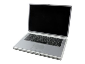 PowerBook G4 Titanium Mercury Repair