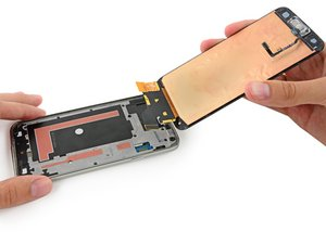 Samsung Galaxy S5 Display Assembly Replacement