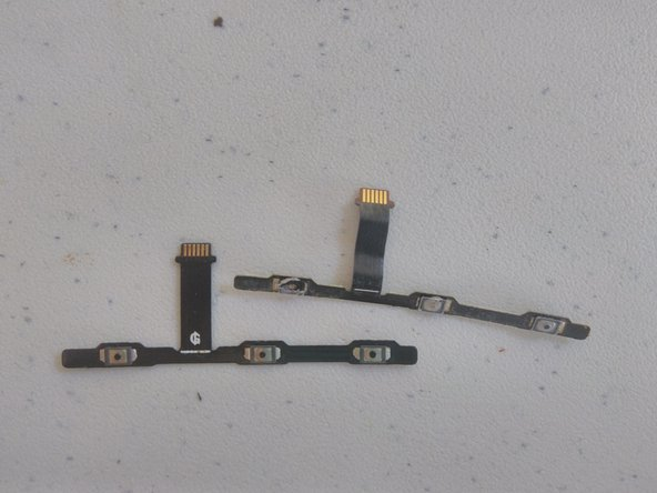 Asus Zenfone 5 Power and Volume Flex Cable Replacement