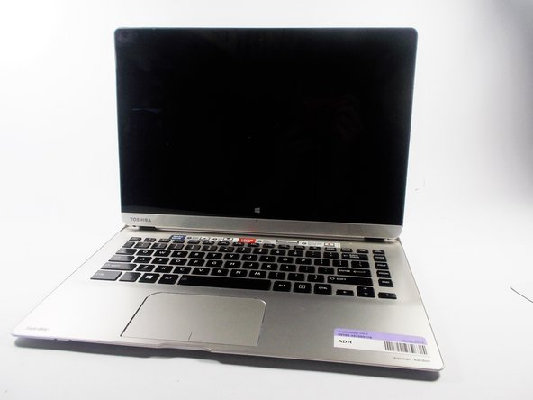 Toshiba Satellite Click 2 Pro Battery Replacement
